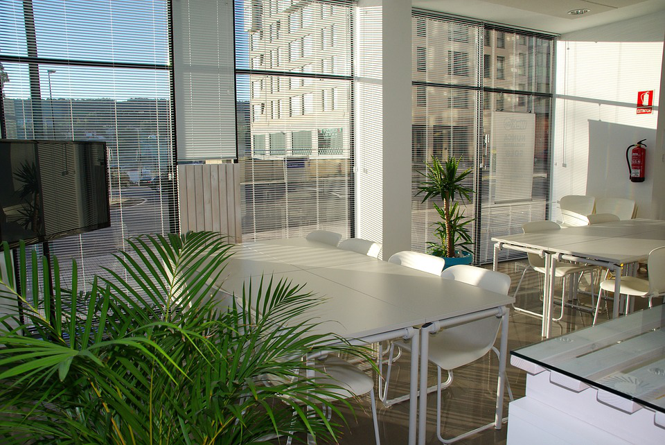 Image showing renovate office
